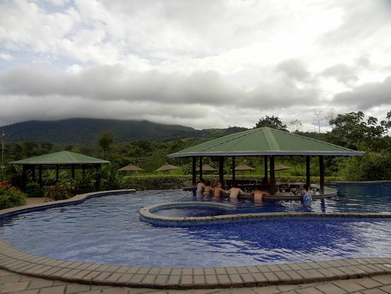 Arenal Manoa Hotel & Spa : piscine