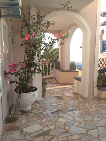 Hotel Thira and Apartments: Hotel Thira