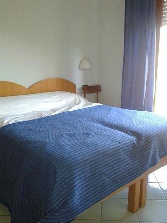Hotel Leone: Letto
