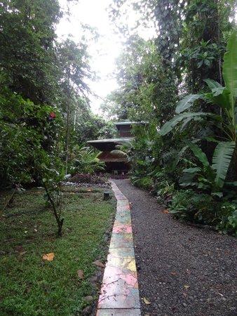 La Kukula Lodge : entree