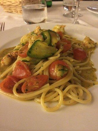 Hotel Mulino di Firenze: Dinner