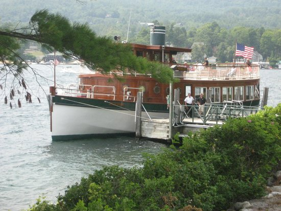 The Sagamore Resort: The Morgan- Complimentary cruise for guests