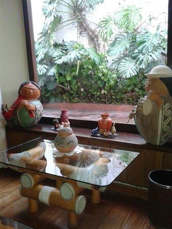 Hotel La Candela: rincones decorados con bonitos detalles