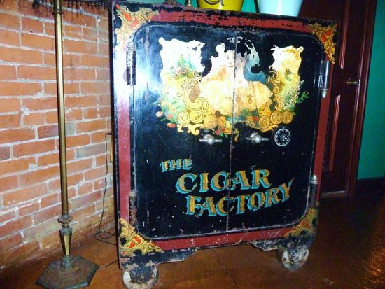 Novo: Safe from the Cigar Factory