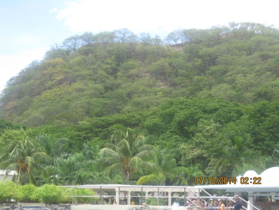 Hotel Riu Guanacaste : View from my room