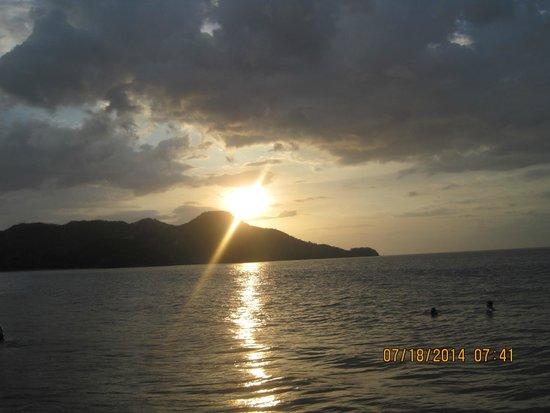Hotel Riu Guanacaste: Sunset