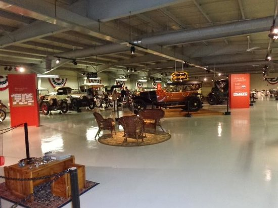 The Seal Cove Auto Museum: Seal Cove Auto Museum