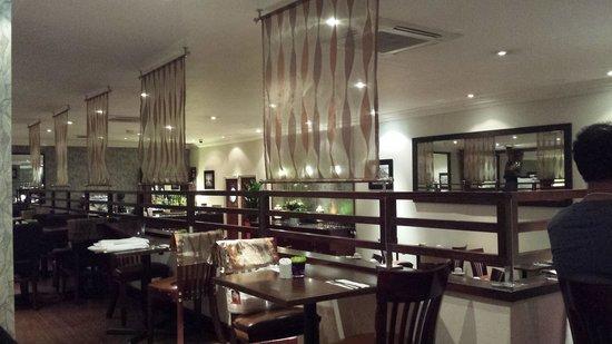 Ebst Restaurants Near Strand Palace Hotel