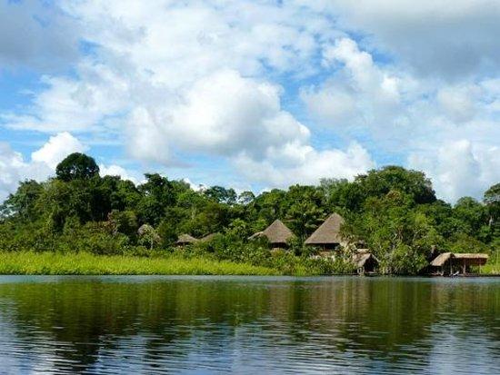 Sani Lodge: Views