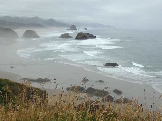 Sea Breeze Court: early morning at Ecola State Park