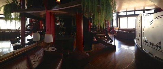 Hotel Gattapone : bar