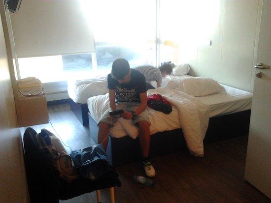iStay Hotel Porto Centro: Habitacion hotel
