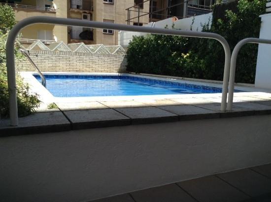 Hotel Gran Derby Suites: piscine