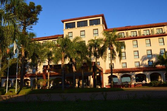 Panoramic Grand : Frente del Hotel