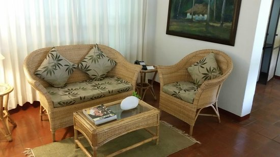 Marari Beach Resort : Villa