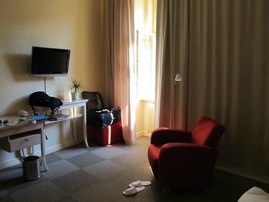 Unitas Hotel: 4