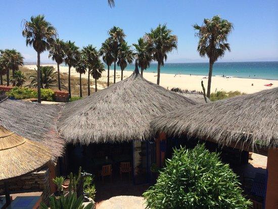 Hotel Dos Mares: Playa de los lances