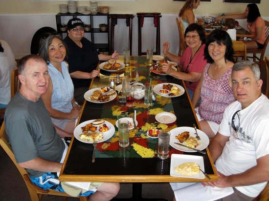 Capt. Pete's Seafood Restaurant: Mahi Mahi