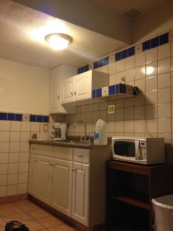 Large and cute Kitchenette