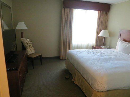 DoubleTree Suites by Hilton Hotel Philadelphia West: Bedroom