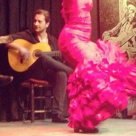 Casa patas picture of casa patas flamenco en vivo madrid tripadvisor - Casa patas flamenco ...