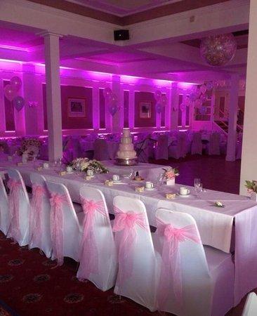 Lord Hill Hotel: Dream wedding
