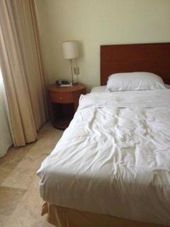 Hyatt Regency Villahermosa: Bedroom