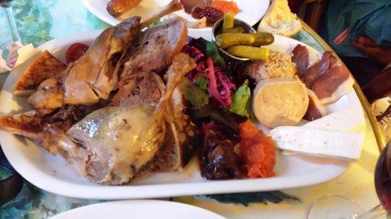 Le Lapin Sauté : Signature dish