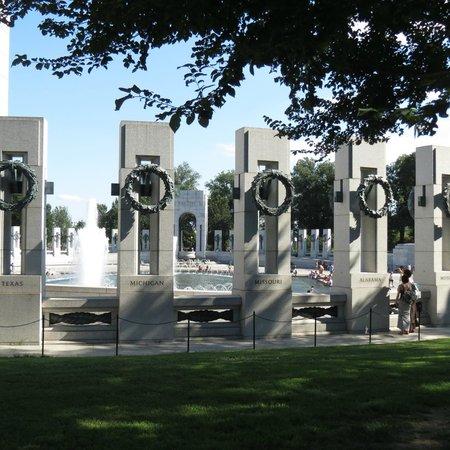 National World War II Memorial: WWII Memorial
