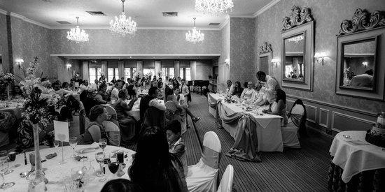Rowton Hall Hotel: Dining room (David Paul Photography)