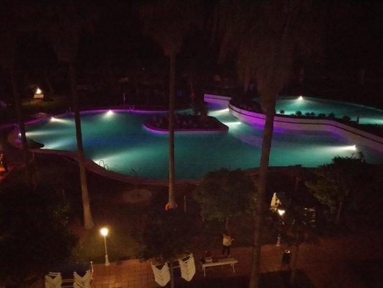 Gran Hotel del Coto: Desde la habitación.