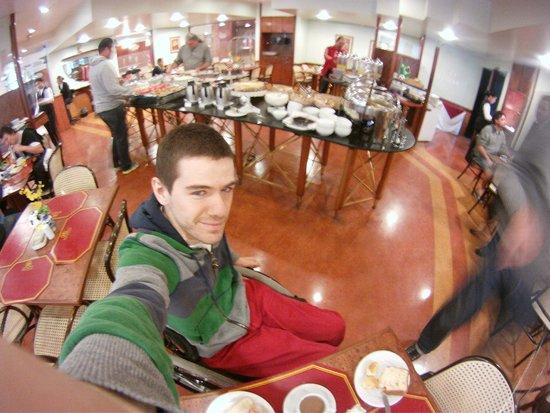Dan Inn Planalto: Dining room