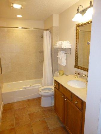 Sheraton Vistana Resort - Lake Buena Vista : Salle de bain
