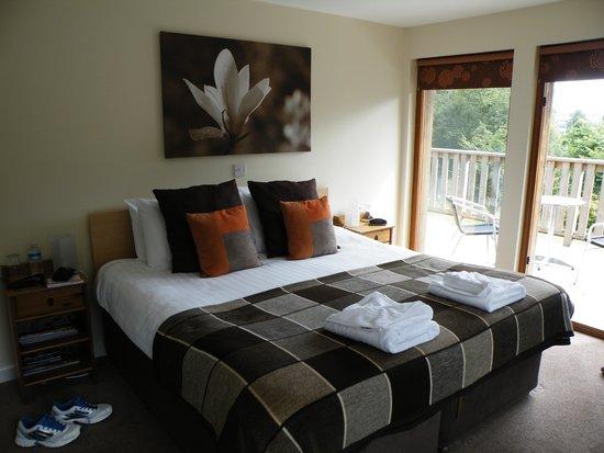 Bramblewood Bed & Breakfast: our room