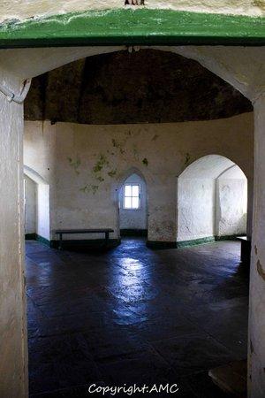 Hook Lighthouse: inside the lighthouse