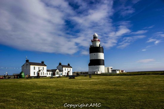 Hook Lighthouse: the lighthouse complex