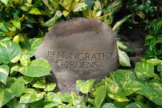 Bellingrath Gardens and Home: Belingrath Stone