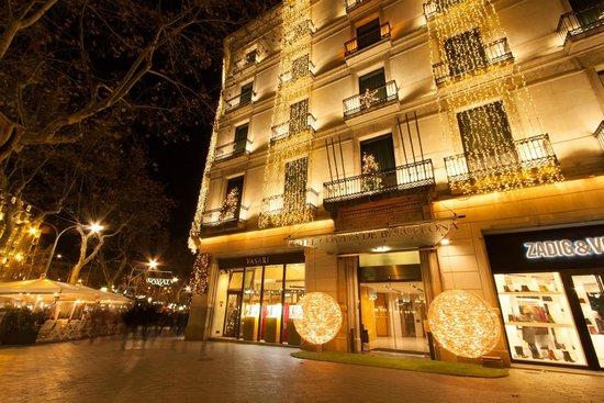 Condes De Barcelona: Hotel