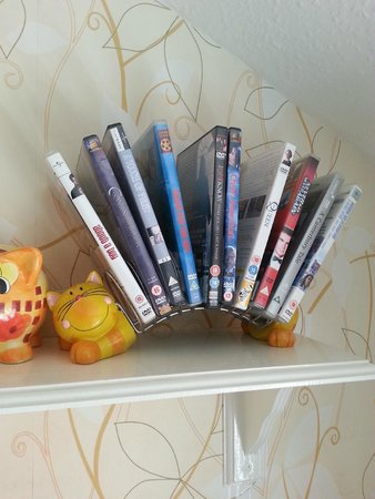 "Bay Tree House Bed & Breakfast: ""Selection of DVD's"""