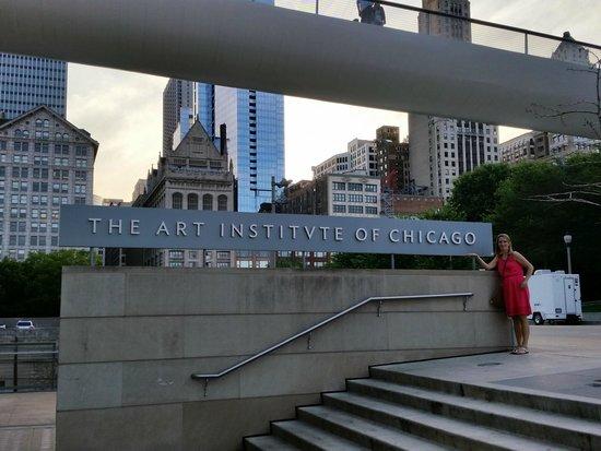 Art Institute Picture Of The Art Institute Of Chicago Chicago TripAdvisor