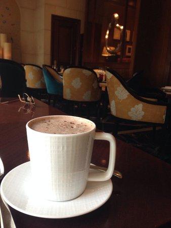 Four Seasons Hotel Chicago : Hot chocolate ��