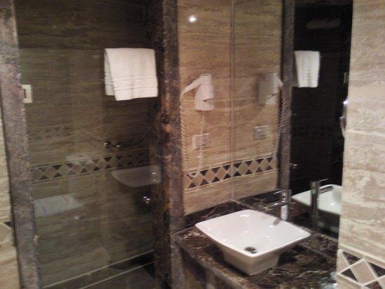 Tirana Aqua Park Resort : bathroom