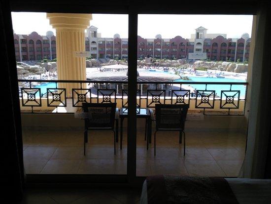 Tirana Aqua Park Resort: huge teracce