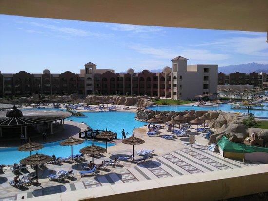 Tirana Aqua Park Resort: view