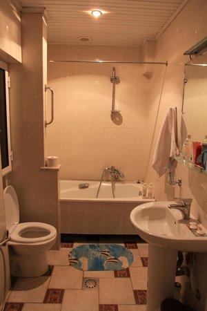 Yerevan Hostel : Bathroom