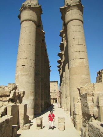Luxor foto di tempio di luxor luxor tripadvisor for Tempio di santiago