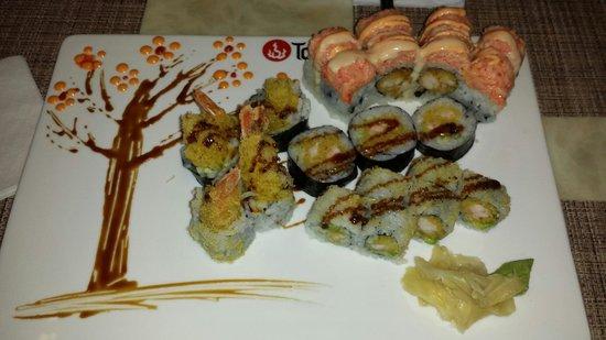 Taku Japanese Steakhouse