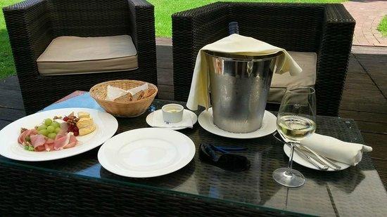 Maritim Hotel Schnitterhof: Lunchen!