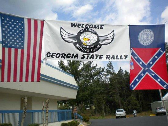 هوارد جونسون إن كوميرس جورجيا: banner for our event