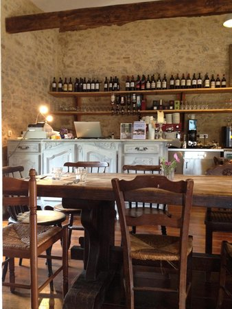 Le Caillau : restaurant
